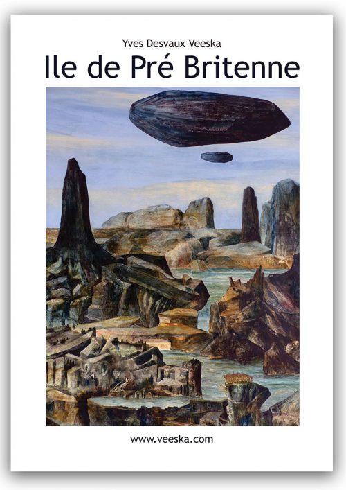 Ile de Pré Britenne - Peintures d'Yves Desvaux Veeska