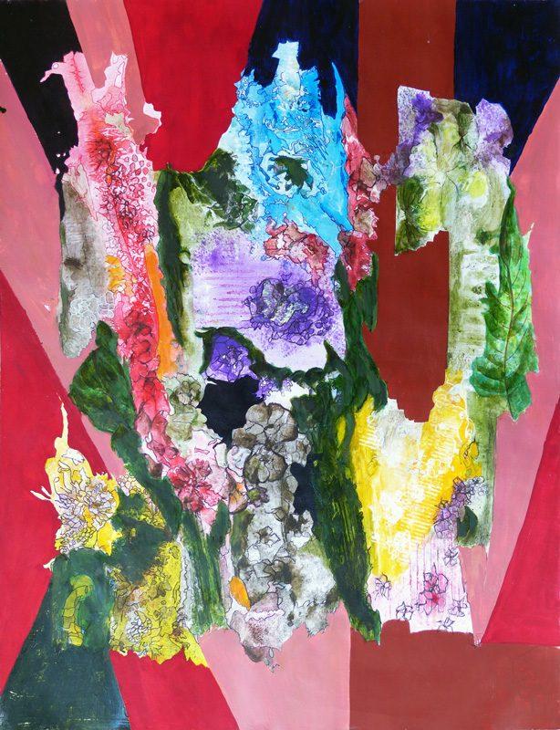 Yolande Bernard 2017 - La flore sur l'Ile de Pré Britenne 1