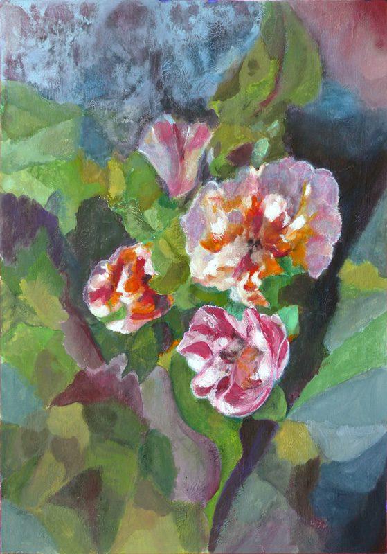 Yolande Bernard 2017 - La flore sur l'Ile de Pré Britenne 3