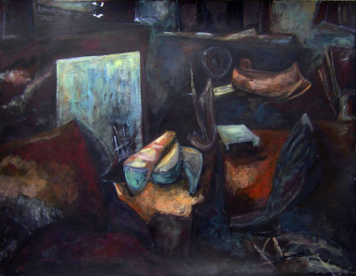 Ladin Sabras 2010 - Objets, intérieurs.