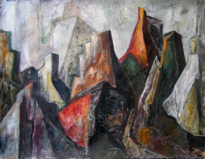 Ladin Sabras 2010 - Paysage