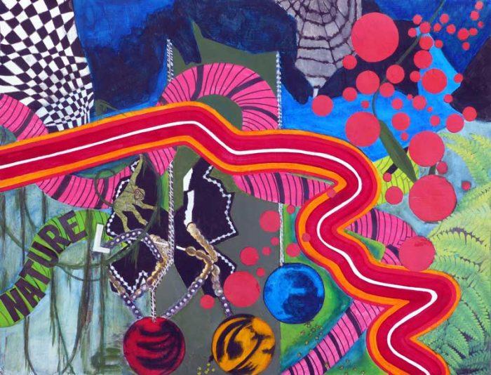 Yolande Bernard 2017 - Peinture en neuf mois (5)