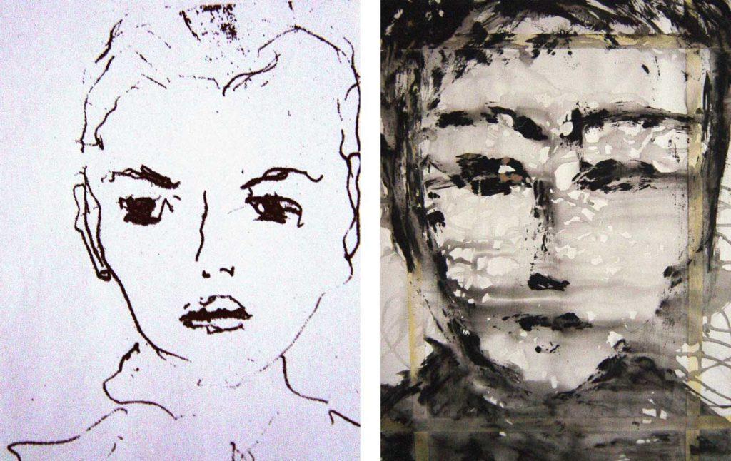 Vittoria Candreva - La fabrique de portraits