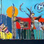 Peintures de Mireille Vincent